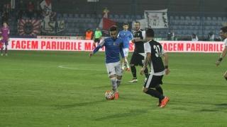 Andrei Ciobanu, debut cu gol în Liga 1 la 18 ani