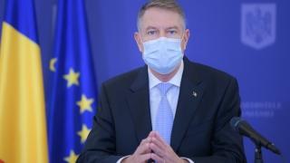 Când se va vaccina anti-COVID președintele Klaus Iohannis