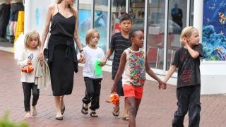 Angelina Jolie, primul interviu despre divorțul de Brad Pitt