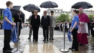 Aniversare franco-germană a 100 de ani de la Bătălia de la Verdun