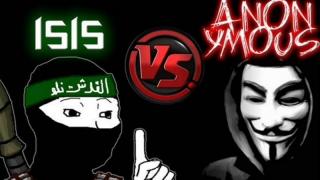Anonymous anunțase din noiembrie locurile ce vor fi vizate de atentate SI