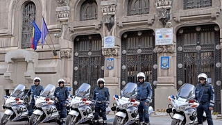 An plin pentru Poliţia Română. Misiuni de menţinere a păcii pe patru continente