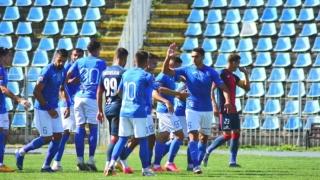 Cantonament la București pentru FC Farul Constanța