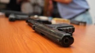 Aproape 5.300 de arme confiscate în România!