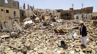 Arabia Saudită utilizează bombe cu fragmentare britanice în Yemen