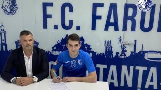 FC Farul a transferat un fost internațional moldovean de tineret