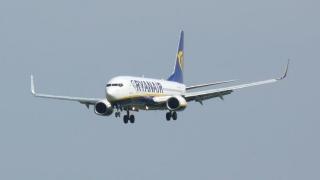 Două avioane de pasageri au solicitat permisiunea de a ateriza de urgență