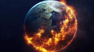 Arde Pământul! Vezi de ce!