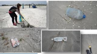 Care este cea mai murdară plajă a judeţului?
