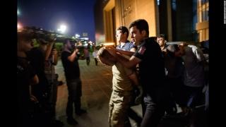Tsunami de arestări în Turcia
