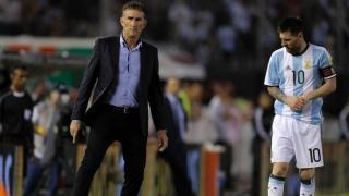 Argentina l-a demis pe selecționerul Edgardo Bauza