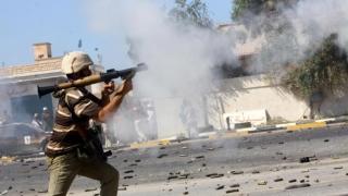 Armata libiană a eliberat oraşul Sirt de sub ocupația SI