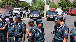 Armenia dă-n clocot