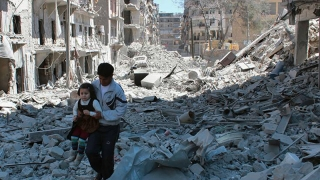 Armistițiu umanitar la Alep