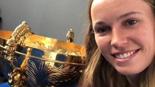 Caroline Wozniacki reduce diferența față de Simona Halep