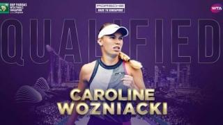 Victorii pentru Wozniacki şi Svitolina la Turneul Campioanelor