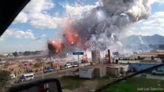 Artificii ucigașe în Mexic