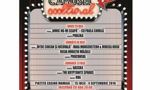 Experienţe rock&blues şi teatru-dans la Caruselul Cooltural din Mamaia!