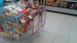 Reduceri mari la produsele nevândute de Crăciun și Revelion