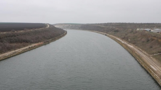 A scăzut traficul de mărfuri prin Canalul Dunăre - Marea Neagră
