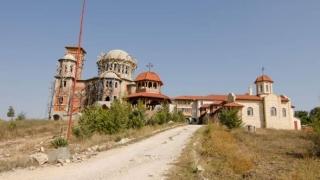 """Hramul mănăstirii """"Sf.  Ioan Casian""""!"""
