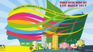 Ziua Mondială a Asistenței Sociale, 21 martie 2017