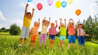 Astăzi este Ziua universală a copiilor!