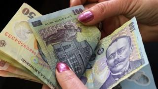 Câștigul salarial mediu net a crescut cu 18 lei