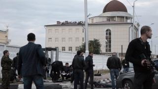 Atac armat în Cecenia