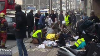 Atacatorii de la Bruxelles au vizat inițial centralele nucleare