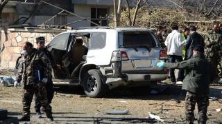 Atac cu bombă în Kabul