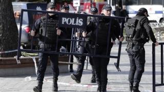 Atac cu lansatoare de rachete în Turcia