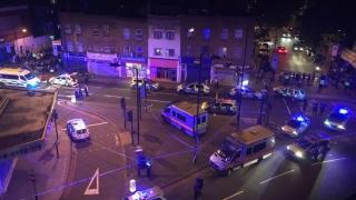 Atac lângă o moschee londoneză: toate victimele sunt musulmane