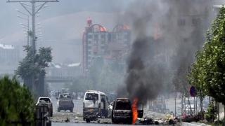 Atac sinucigaş în Afganistan