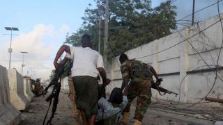 Atac sinucigaș în Somalia