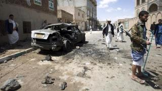 Atac sinucigaş în Yemen