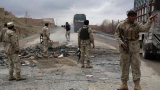 Atac sinucigaş la Kabul