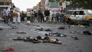 Atac sângeros în Yemen