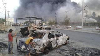 Atac terorist în Irak