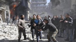 Atacuri SI în Siria