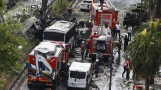 Atacuri simultane cu bombă în Turcia