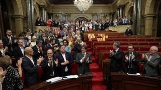 Catalanii nu vor independență!