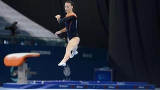 Cătălina Ponor, cea mai bună gimnastă din Europa anul trecut
