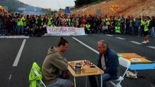Atenționare de călătorie în Spania. Catalonia, în grevă!
