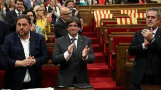 Catalonia - independentă, Madridul pornește represiunile!