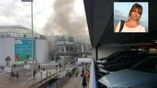 Constănțeancă rănită în atentatele sângeroase de la Bruxelles