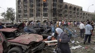 Atentate succesive în Bagdad