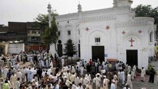 Morţi şi răniţi în Pakistan.  Atentat împotriva creştinilor