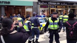 Atentatorul de la Stockholm era un solicitant de azil ce urma să fie deportat!