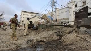 Atentat sângeros în capitala Somaliei